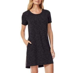32 Degrees Ladies Pullover Relaxed Shift Dress Md